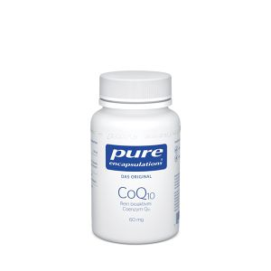 PURE ENCAPSULATIONS COQ10 60MG